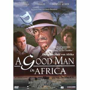 A Good Man in Africa (GER)  (DVD)